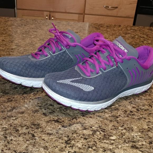 1d7bdc3e02a Brooks Shoes - Brooks Pureflow 6 womens size 10.5